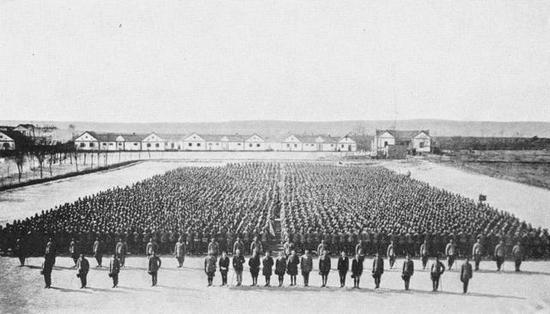 一战14万中国人喋血法国前线 战后列强们却不认账