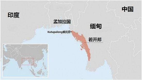 而缅甸对中国来说也越来越重要。