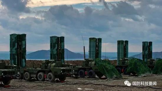 ▲S-400防空导弹