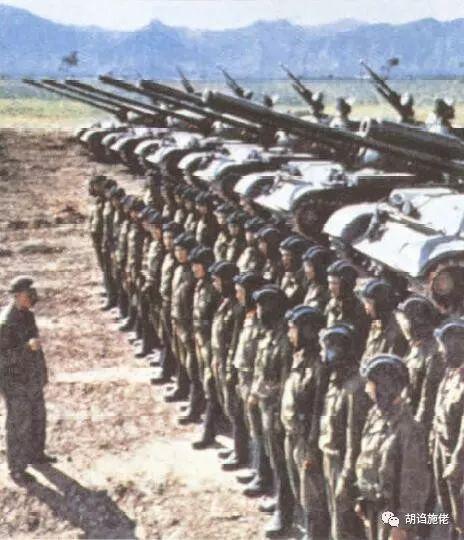 我军坦克排由3车制改成4车制 对抗美军不用以多打少