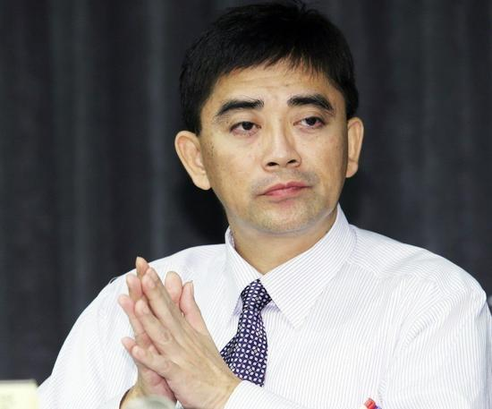 邱俊荣 图自台媒