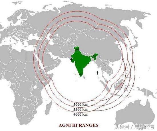 印度烈火5试射成功将刺激军费上涨 对华威胁与日俱增