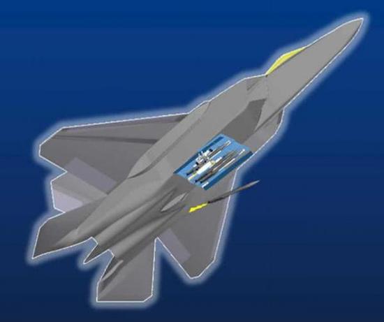 美诺格公司称将助日本研新战机 或提供YF23改进方案