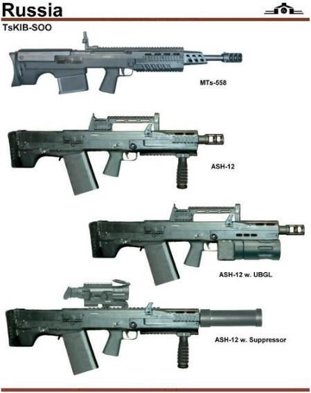 """图为SHAK-12的""""前辈们""""。"""