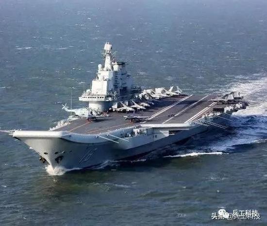 美报告:中国海军现代化 已成为美国
