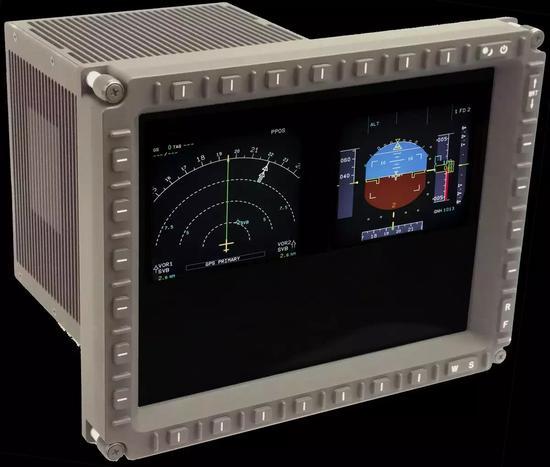 中国歼16配大屏显示器 可为标瞄准图像单独开设窗口