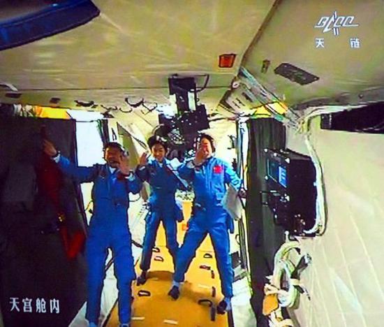 中国率先掌握一太空制造技术 宇航员可自造飞船零件