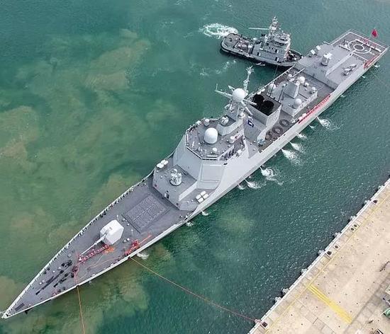中国海军每次军演都会使用这款武器 都有哪些优势
