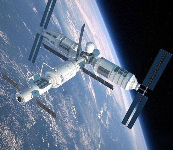 中俄航空又有大动作:中国航天员有望登上国际空间站