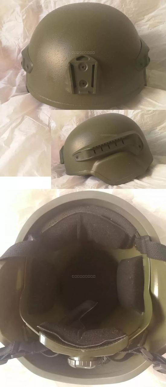我蛟龙突击队为挂夜视仪竟混搭飞行盔?原来特高大上