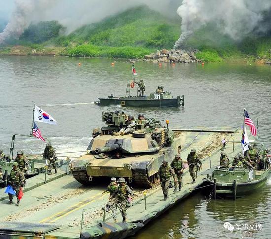 美韩军事同盟关系并不稳固 双方存在四个重大分歧