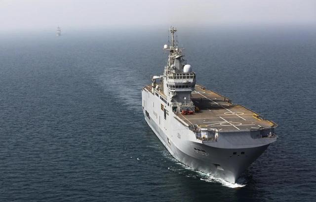 """法国派准航母赴南海""""逗留""""3个月 将与日美联合演习"""