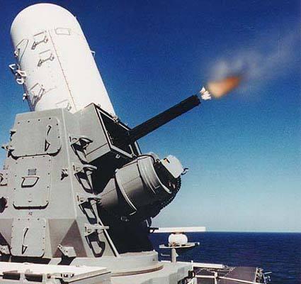 英媒:伊朗军舰首次安装近防系统 形似美军