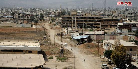 叙利亚政府军已收复极端组织在首都最后据点
