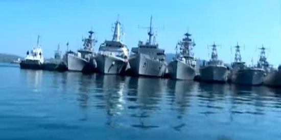 印度借演习威慑中国 特种兵演练封锁印度洋水道(图)