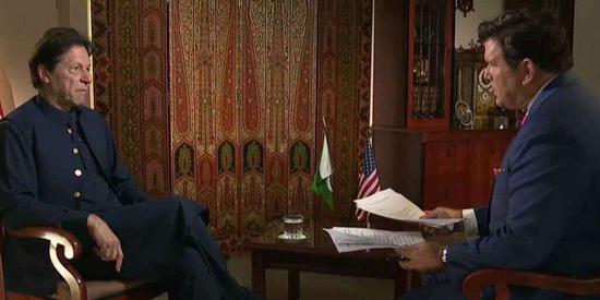 巴基斯坦总理:我们愿意弃核 如果印度也弃核