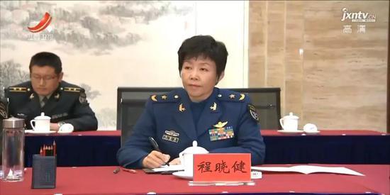 放弃飞首长专机的共和国首位女师长 转岗东部战区