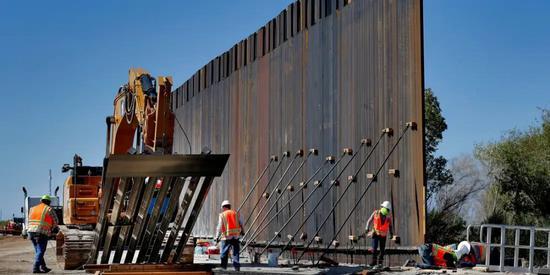 特朗普又挪用军费修边境墙 这次连F35订单都被削减
