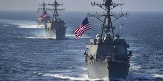 印官员:中国派航母来印度洋只是时间问题