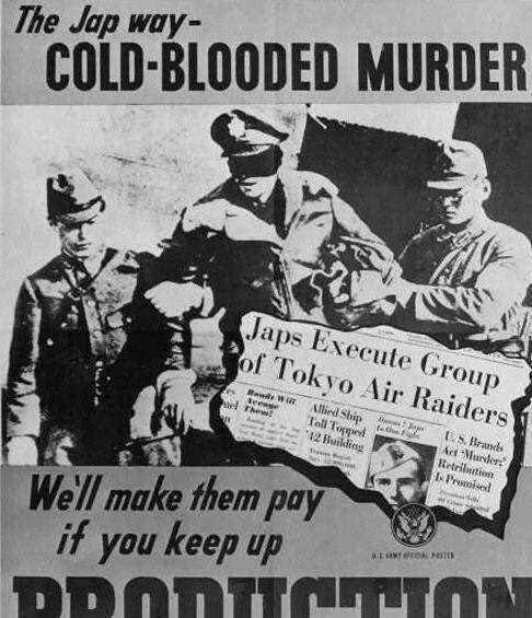 抗战时期中国军民牺牲25万人 只为救64名美军飞行员
