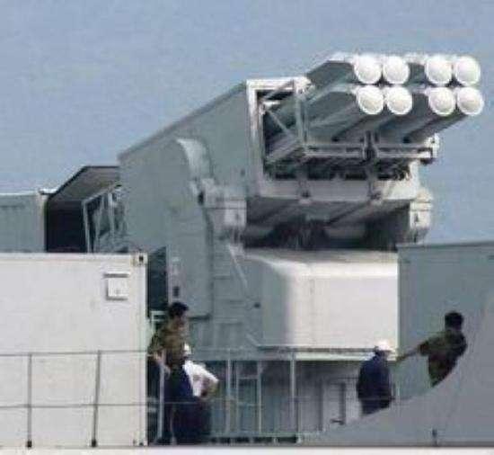 300毫米火箭炮