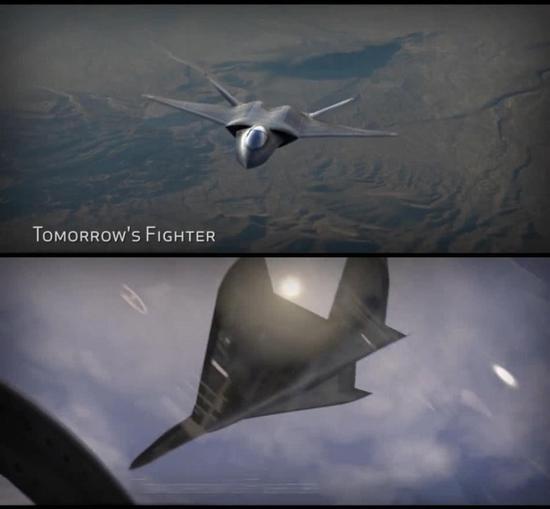 美国或在10年内造出6代战机 中国能否与美平起平坐