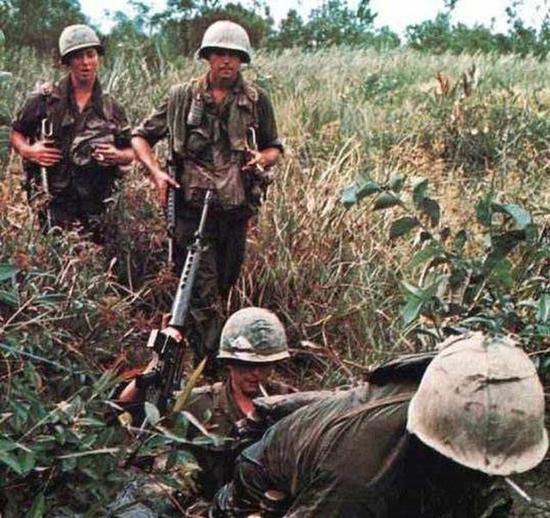美国大兵在战场上有这样一习惯 却被对手利用而丧命