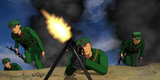 为端掉越军机枪暗堡 班长副班长全部牺牲炫舞情侣戒指自定义图片