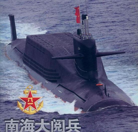 中国核潜艇在全球是何水平?比最先进至少相差一代半
