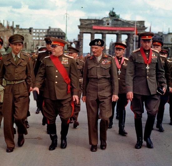 中俄美英等强国都没有了元帅 为何印度还保留该军衔