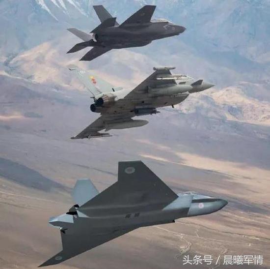 暴风战斗机能否真的与F35比翼齐飞还是一个巨大的未知数