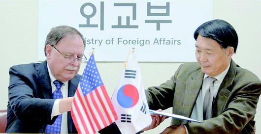 韩美将开始谈判驻韩美军费用分摊协定 韩方预判艰难