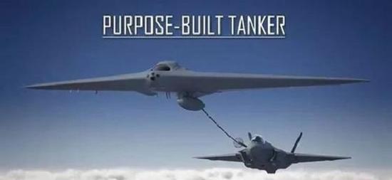 MQ-25很大程度就是应对反舰弹道导弹
