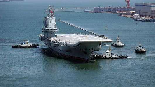 历数国产航母八次海试科目 或再无大改动即将入列