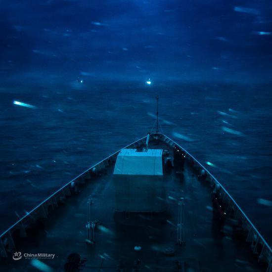 扩编还是增编?中国海军会成立第七支驱逐舰支队吗