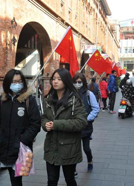 港媒:台湾民众为何不怕解放军绕岛 认为统一是趋势华庆购物网