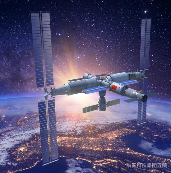 至少在轨运行十年 中国空间站长寿秘方在哪?