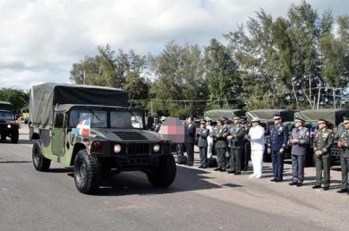 多米尼加与中国建交 蔡英文遭讽刺:赔了军火又断交