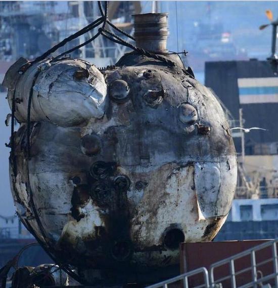 锅炉故障致俄唯一航母彻底趴窝 20亿维修费至今未到位
