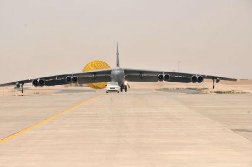 台媒:美B52抵近中国大陆海岸训练 或模拟导弹攻击袁鑫磊