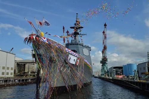 日本下水东亚第一战舰?有一厉害设备却能被美军控制