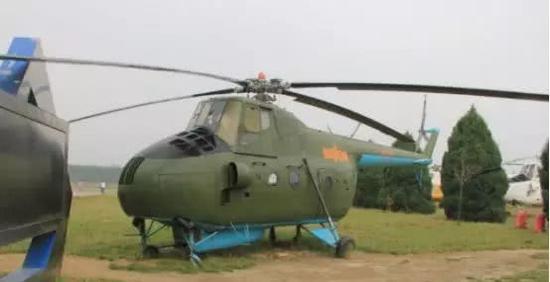我军共装备过6款武装直升机 其中一种还是木制螺旋桨