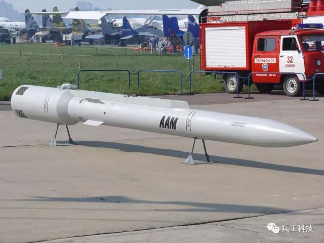 我军超远空空导弹或采用固体冲压发动机 射程超300km