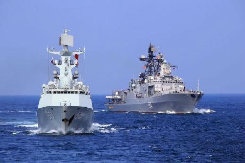 俄海军3艘战舰已启程赴亚太 参加中俄海上联合军演白鹭林