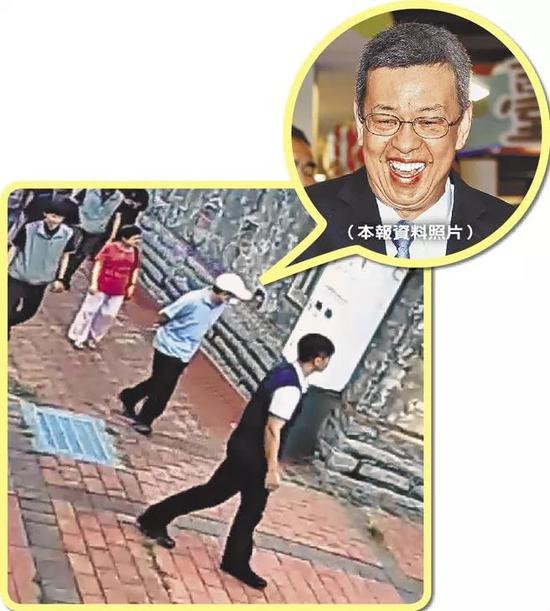 台湾南部遭水灾 蔡英文勘灾笑容灿烂副手携全家游玩