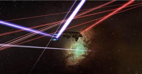 电磁炮既能反导也能反卫星