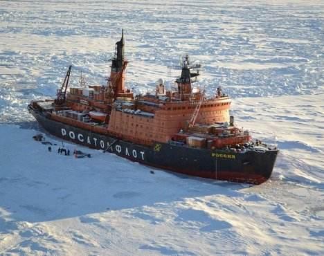 核动力破冰船