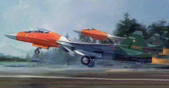 印度曾经对以苏57为蓝本的第五代战斗机FGFA计划寄予厚望