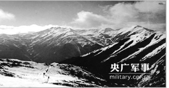 九十三事述征程第二十集:红军翻越雪山的悲壮全记录