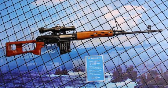 △85式7.62毫米狙击步枪